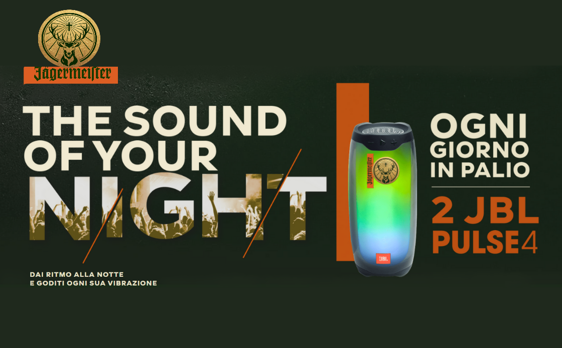 Jagermeister The sound of your night 2021